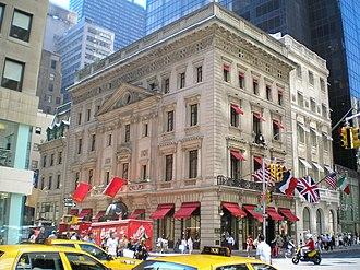 C. P. H. Gilbert - Image: Cartier New York