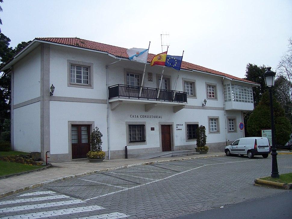 Casa Concello Cambre