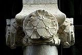 Ornamentación de columna