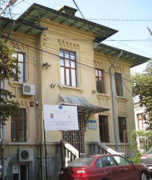 Alexandru Philippide - Philippide's house in Iași