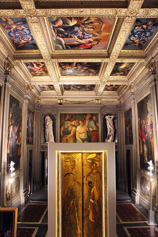 File casa buonarroti galleria 02 jpg wikipedia for Galleria del piano casa