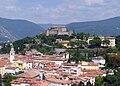 Castello di Gorizia - Vista SUD OVEST.JPG