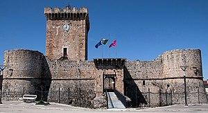 Castello Piccolomini - Castle in Ortucchio