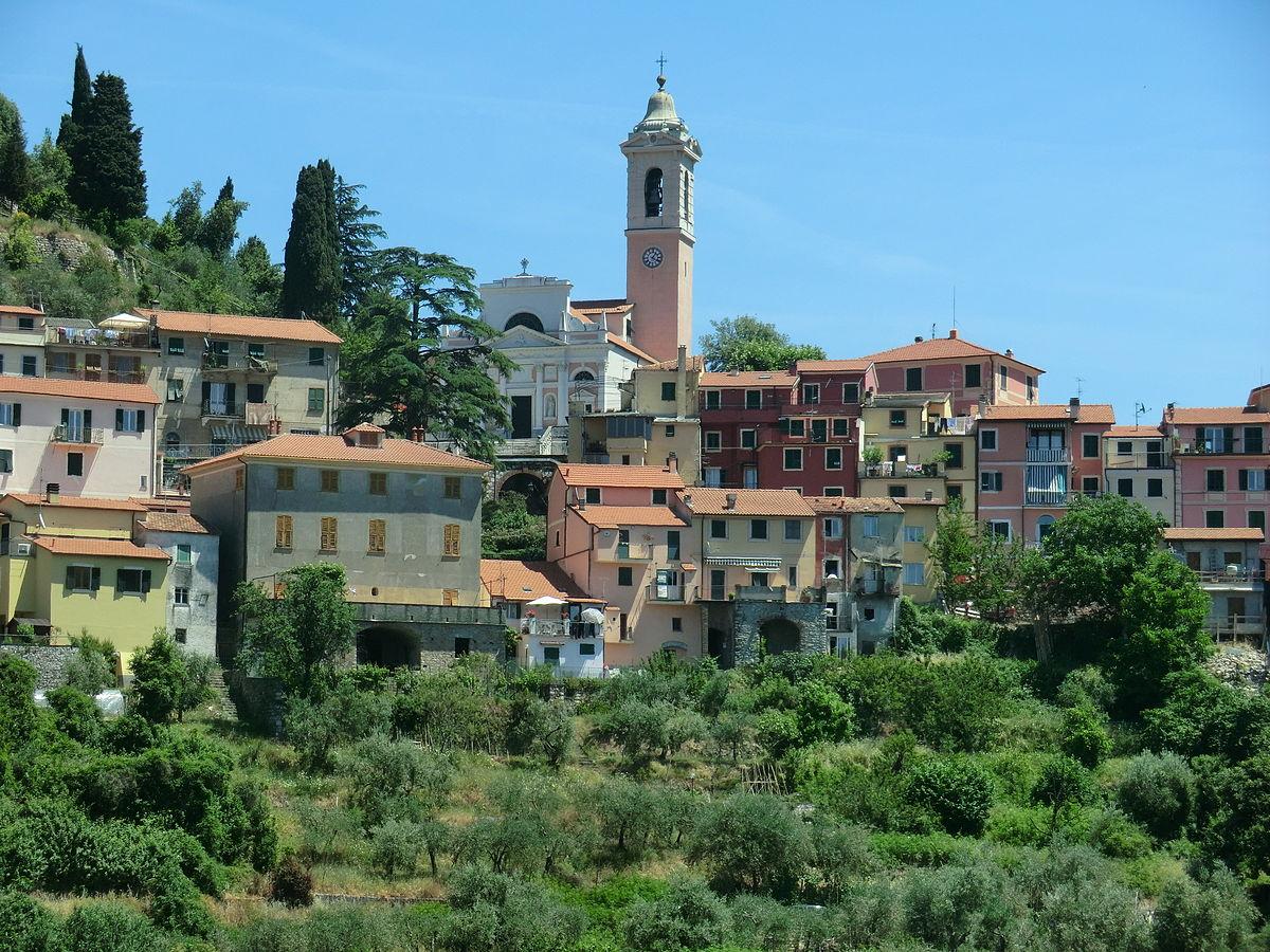 Castiglione Chiavarese - Wikipedia