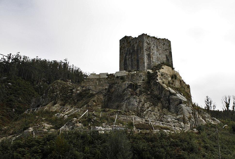 Castillo de Naraío I