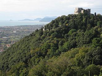 Vernon Baker - Castle Aghinolf (2011)
