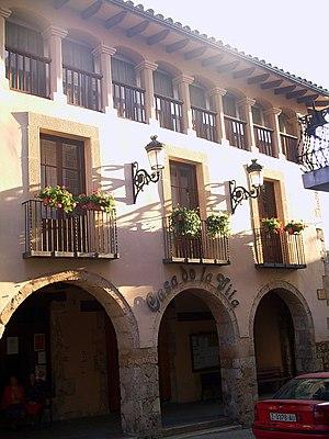 Piera - City hall