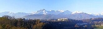 Biellese Alps - Catena Tre Vescovi - Mars
