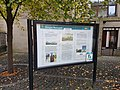 Cathedral Square, Bridge Of Sighs - Information sign on the Glasgow Necropolis.jpg