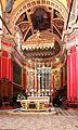 Cathedral St Marija interior Victoria Gozo Malta 2014 3.jpg