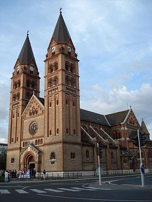 Roman Catholic Diocese of Debrecen–Nyíregyháza - Co-Cathedral of Nyíregyháza