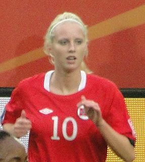 Cecilie Pedersen (Norwegian footballer) association football player