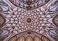 Ceiling of a room in Tabatabai House, Kashan, Iran.jpg