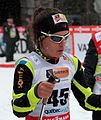 Celia Aymonier FIS Cross-Country World Cup 2012 Quebec (cropped).jpg