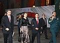 Cena de Estado que en honor del Excmo. Sr. Xi Jinping, Presidente de la República Popular China, y de su esposa, Sra. Peng Liyuan (8960393140).jpg