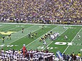 Central Michigan vs. Michigan football 2013 10 (Central on offense).jpg