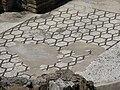 Central Mosaic, Roman Baths (Thermae) - Reggio Calabria, Italy.JPG