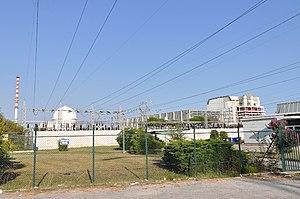 Latina Nuclear Power Plant - Latina Nuclear Power Plant