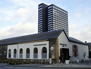 Aarhus Central Workshops - Image: Centralværkstedet SV