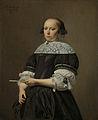 Cesar Boetius van Everdingen, Portrait of Elisabeth van Kessel, 1671.jpg