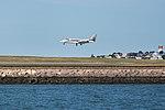 Cessna Citation V Landing at Boston Logan International Airport.jpg