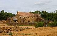Château de Guédelon (juin 2011)