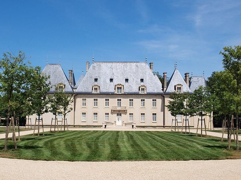 Château de Champoulet (Loiret, France)