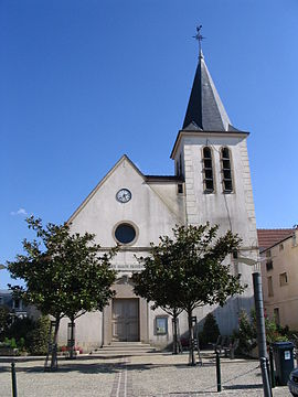 Champs-sur-Marne - Church - 1.jpg
