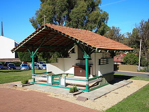 Duntroon, Australian Capital Territory - The Changi Chapel in Duntroon