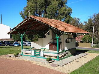 Duntroon, Australian Capital Territory - The Changi Chapel in Duntroon