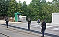 Changing of the Guard at the Tomb of the Unknowns in Arlington National Cemetery 2.jpg