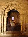 Chapel in Dover Castle keep.jpg