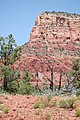 Chapel of the Holy Cross, Sedona, AZ from a distance.jpg