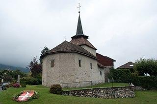 Neuvecelle Commune in Auvergne-Rhône-Alpes, France