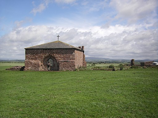 Chapter House, Cockersand Abbey - geograph.org.uk - 1958944