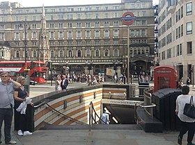 Image illustrative de l'article Charing Cross (métro de Londres)