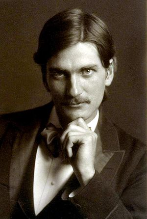 Charles Keeler - Keeler circa 1895