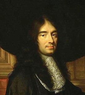 Портрет Шарля Перро, 1671—1672