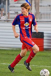 Charlie Sheringham English footballer