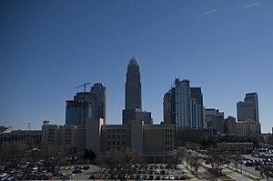 North Carolina Zeitzone