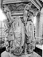 Chartreuse de Champmol (ancienne) - Puits de Moïse - Moïse et David - Dijon - Médiathèque de l'architecture et du patrimoine - APMH00020847.jpg