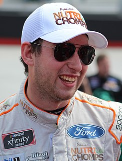 Chase Briscoe American racing driver