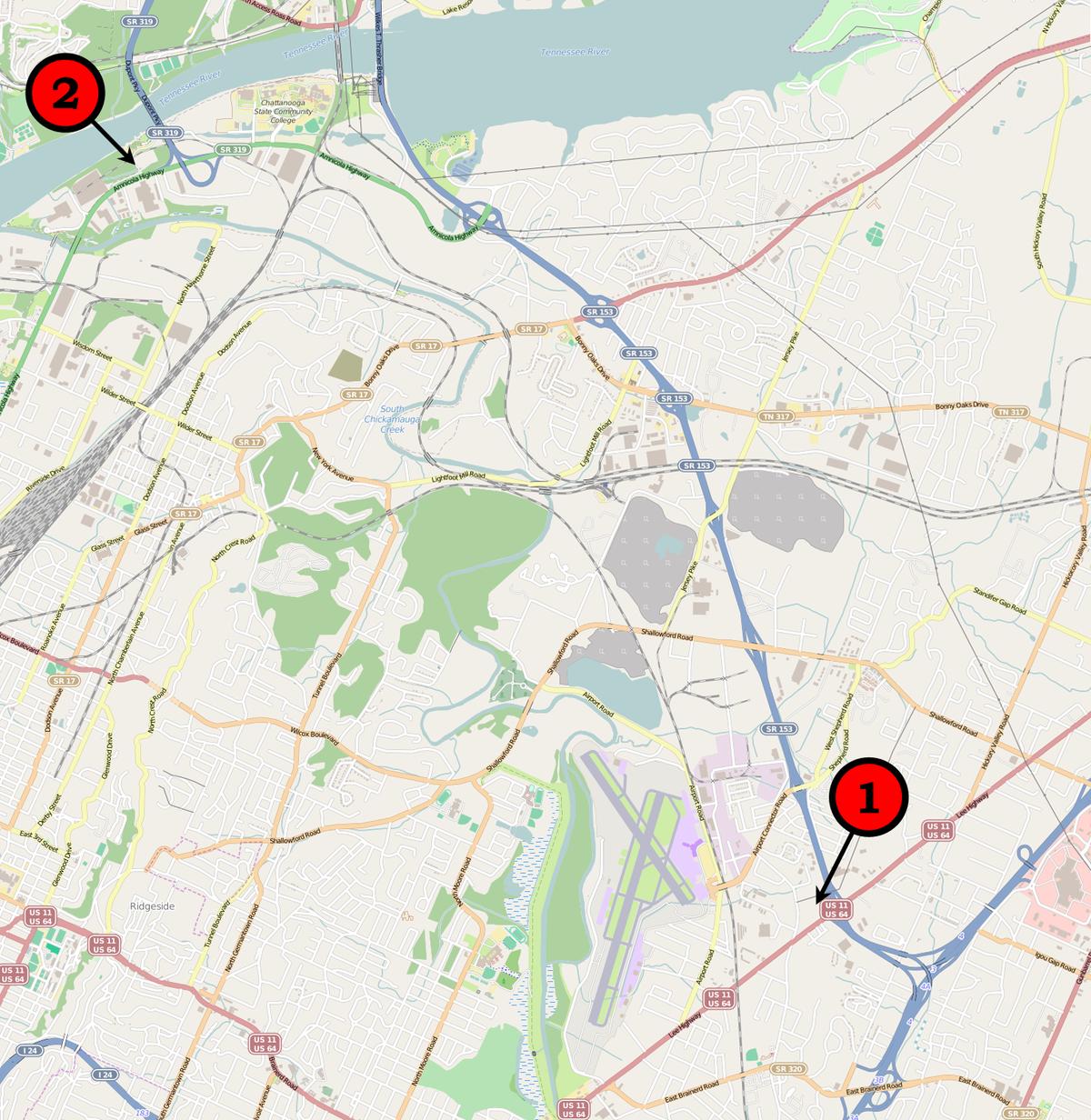 2015 Chattanooga shootings - Wikipedia on