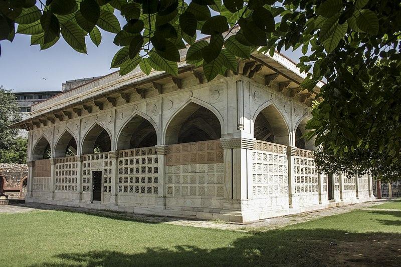 Chausath Khamba Nizamuddin New Delhi