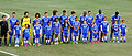 Chelsea starting lineup vs Chelsea, May 2013 Yankee Stadium.jpg