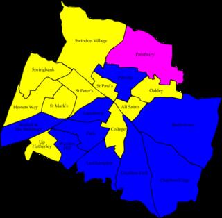 2008 Cheltenham Borough Council election