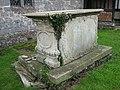Chest tomb, St. Margaret's churchyard - geograph.org.uk - 931622.jpg