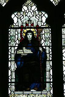 Werburgh Anglo-Saxon saint