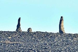 Medvezhyi Islands - Image: Chetyrokhstolbovoy 3 2014 08 22