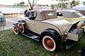 Chevrolet Deluxe Sport Roadster 1932 LSideRear LakeMirrorClassic 17Oct09 (14600533985).jpg